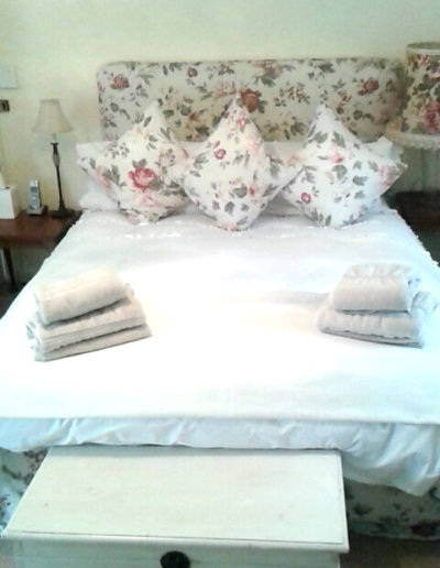 Holiday Cottage Bedroom