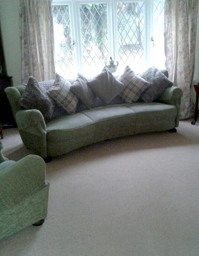 Holiday Cottage Lounge
